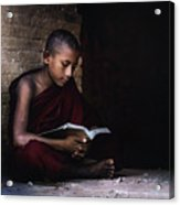 Bagan - Myanmar Acrylic Print