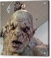 New Zealand - Azog, Lord Of The Rings Acrylic Print