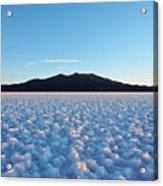 Salar De Uyuni, Bolivia Acrylic Print