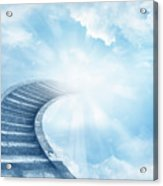 Stairway To Heaven 5 Acrylic Print