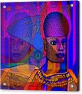 1532 Egyptian  Memories Acrylic Print