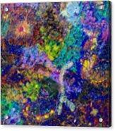 16-6 Lambda Sky Acrylic Print