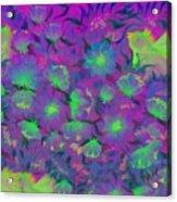 Birds Symphony Acrylic Print