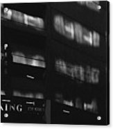Denver Building Study Acrylic Print