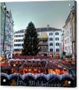 Innsbruck Austria Acrylic Print