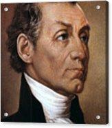 James Monroe (1758-1831) Acrylic Print by Granger