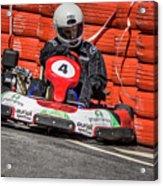 Karting Portugal Pacos De Ferreira Acrylic Print