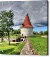 Cesu Latvia Acrylic Print