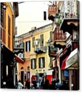 La Maddalena -sardinia Acrylic Print