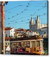 Lisbon, Portugal Acrylic Print