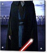 Movie Star Wars Art Acrylic Print