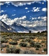 Poster Landscape Acrylic Print
