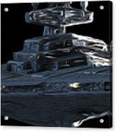 Wars Star Art Acrylic Print