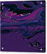1673 Abstract Thought Acrylic Print