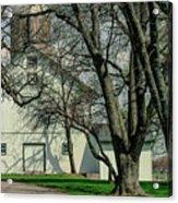 168 Marshfield Farm Acrylic Print