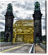 16th Street Bridge Acrylic Print