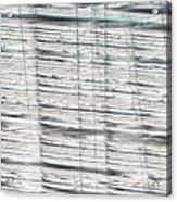 16x9.255-#rithmart Acrylic Print