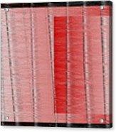 16x9.291-#rithmart Acrylic Print