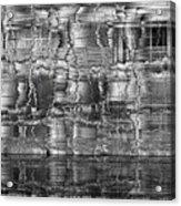 16x9.81-#rithmart Acrylic Print