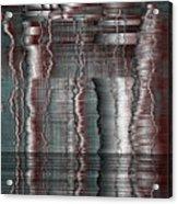 16x9.94-#rithmart Acrylic Print