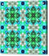 Arabesque 109 Acrylic Print