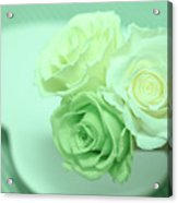 How To Make Preservrd Flower And Clay Flower Arrangement, Making Acrylic Print