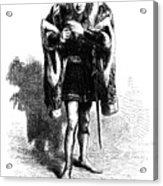 Shakespeare: Richard IIi Acrylic Print