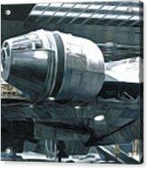 Star Wars A Poster Acrylic Print