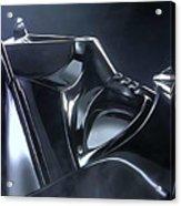Star Wars At Art Acrylic Print