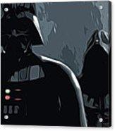 Star Wars Galaxies Art Acrylic Print