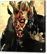 Star Wars Print And Poster Acrylic Print