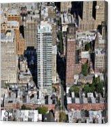 1708 Rittenhouse Square Street Philadelphia Pa 19103 6150 Acrylic Print by Duncan Pearson