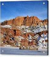 Capitol Reef National Park Acrylic Print