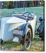 1743.005 1930 Mg Back Acrylic Print
