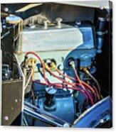 1743.034 1930 Mg Engine Acrylic Print