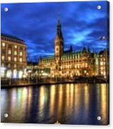 Hamburg Germany Acrylic Print