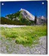 J P Landscape Acrylic Print