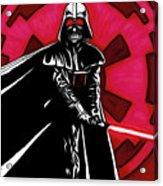 Star Wars Episode 2 Art Acrylic Print
