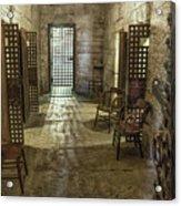 1859 Jail Acrylic Print