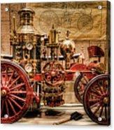 1870 Lafrance Acrylic Print