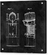 1876 Beer Cooler Acrylic Print