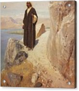 1890-1900- Vasily Polenov Acrylic Print