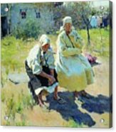1893 Sergey Vinogradov Acrylic Print