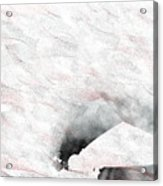 18x9.8-#rithmart Acrylic Print