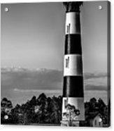Bodie Island Lighthouse Obx Cape Hatteras North Carolina Acrylic Print