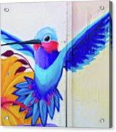 Graffiti Art Acrylic Print