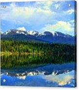 Images Landscape Acrylic Print