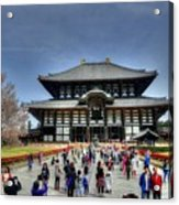 Nara Japan Acrylic Print