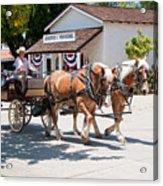 Old Town San Diego Acrylic Print