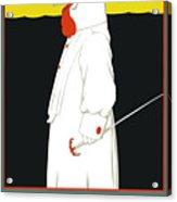 1904 Waschanstalt Zurich Advertising Poster Acrylic Print
